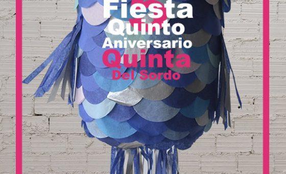 Quinto Aniversario Quinta del Sordo