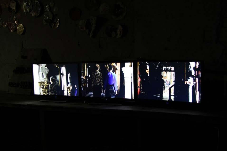 ARANTXA BOYERO (Esp) Mi Museo Cerralbo