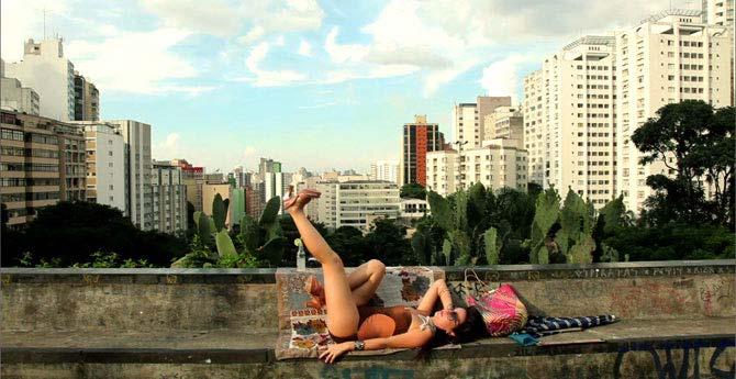 MARCIA BEATRIZ GRANERO (Bra) TRIP Paulista sol en la ciudad