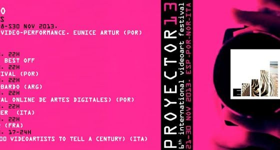 23-30 NOV 2013. Festivales Internacionales
