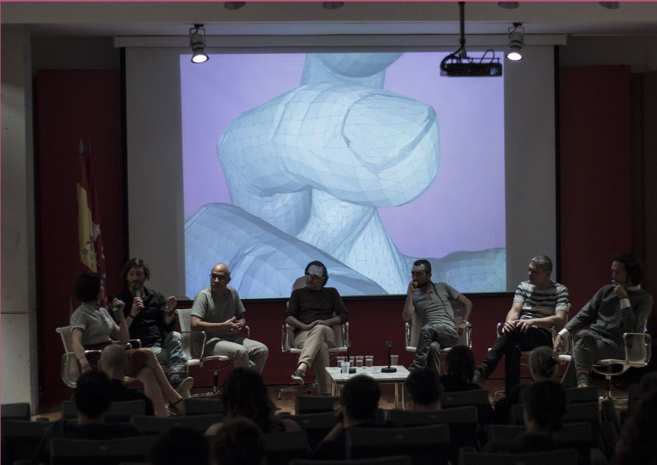 07.10.16. Proyecciones de Festivales Internacionales – Auditorio Alcalá 31