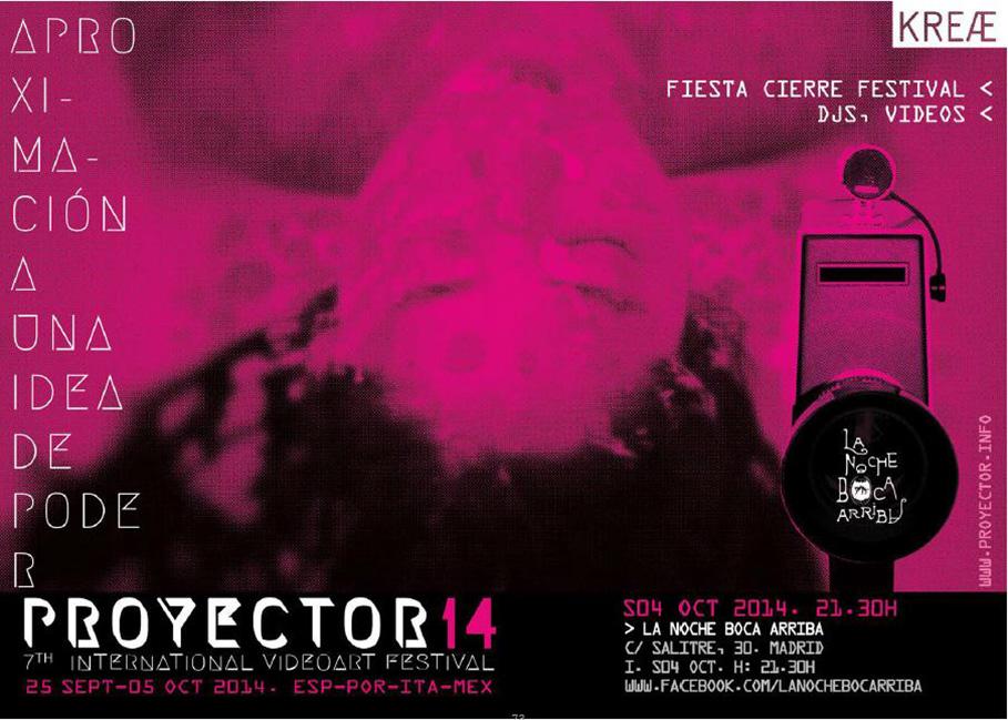 proyector_plataforma_de_videoarte_sede_la_noche_boca_arriba_2014