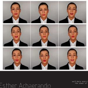 ESTHER ACHAERANDIO ejercicio de autoayuda I: el poder de las palabras