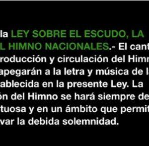 EFRAIN VELASCO – Himno Nacional Mexicano