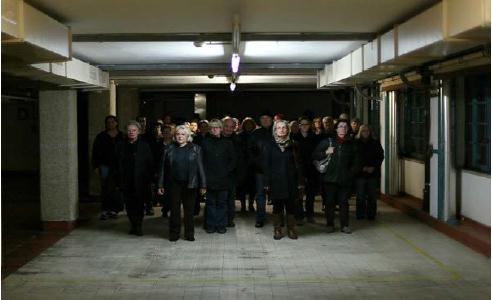 videoarte-proyector-workers-leaving-the-factory-katarina-gruzei