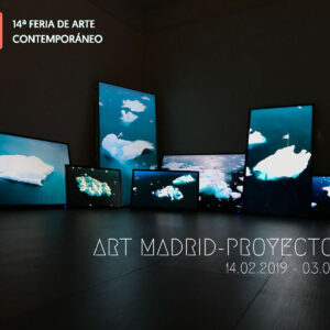 11.02.2019 – 03.03.2019. ART MADRID-PROYECTOR'19