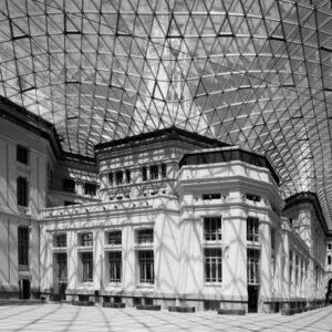 Galería de Cristal del Palacio de Cibeles