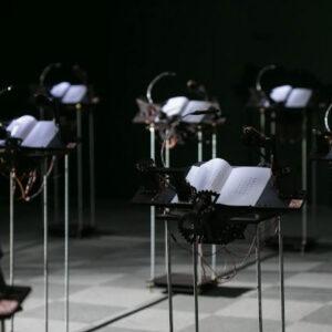 13.09.2019. 17h – Conde Duque. Performance Inaugural y 17:30h Encuentro de Artistas