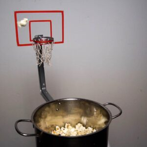ANNA VASOF Popcorn Free Throws