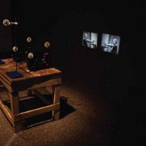 18.09.2019. 12h. Instituto Cervantes. Encuentro Profesional I: Videoarte, cine experimental y new media