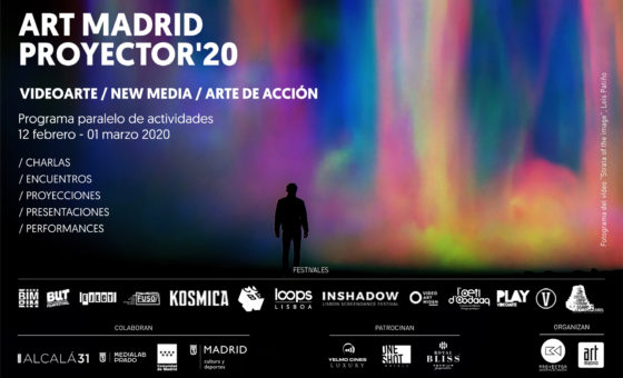 12.02.2020 – 01.03.2020 – Art Madrid´20