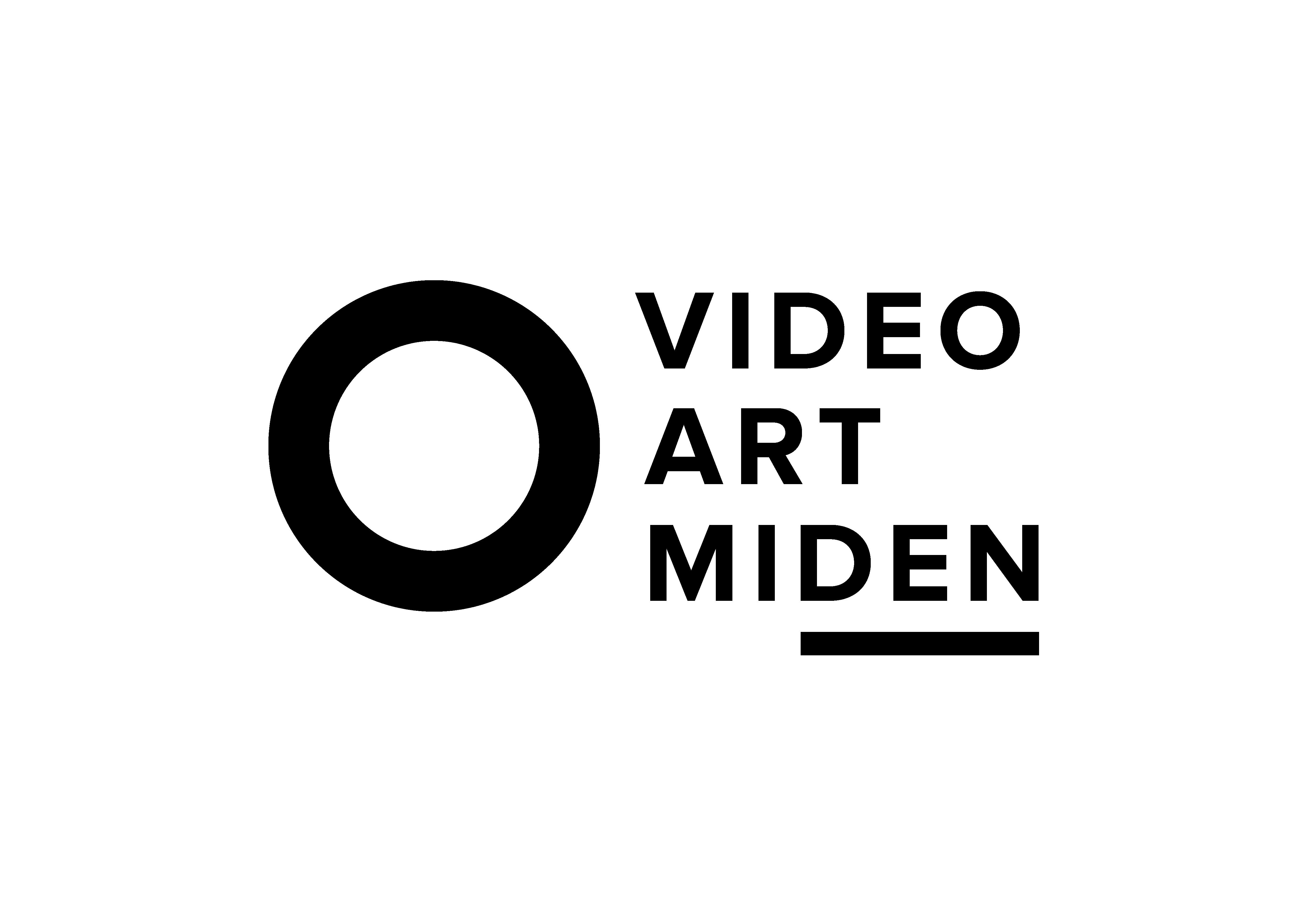 Video Art Miden_Logo_White