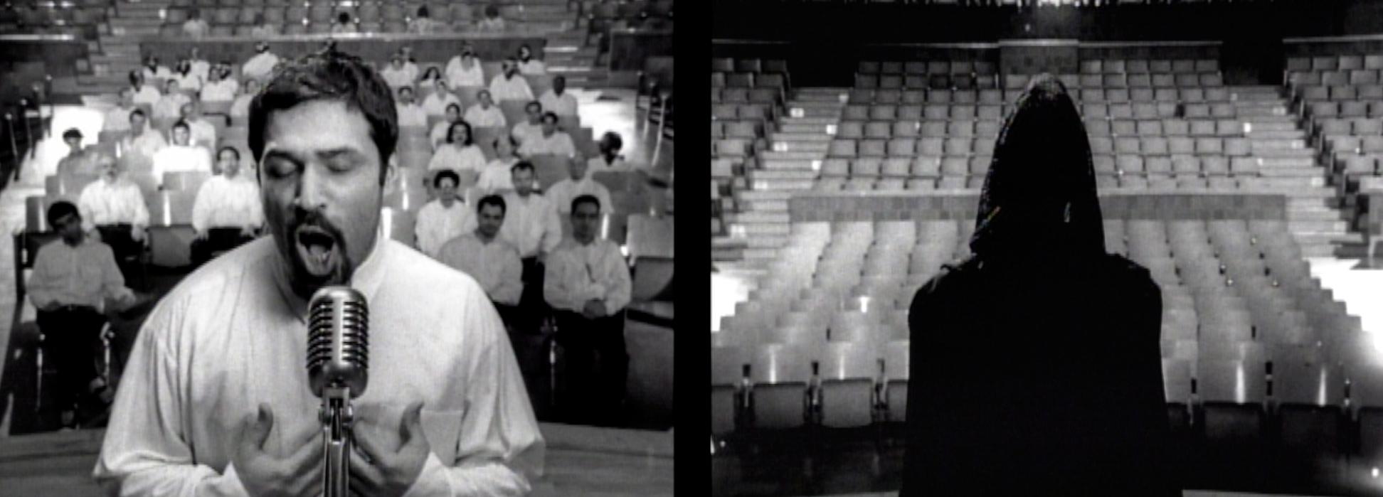 Shirin-Neshat-Turbulent-1998