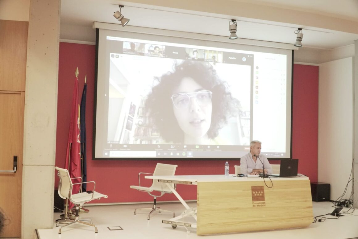 18.09.2021. 11-14:15h. Alcalá 31. Encuentros Profesionales