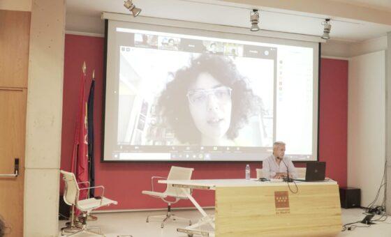 11.09.2020. 12-14h y 17-19h. Alcalá 31. Encuentros Profesionales