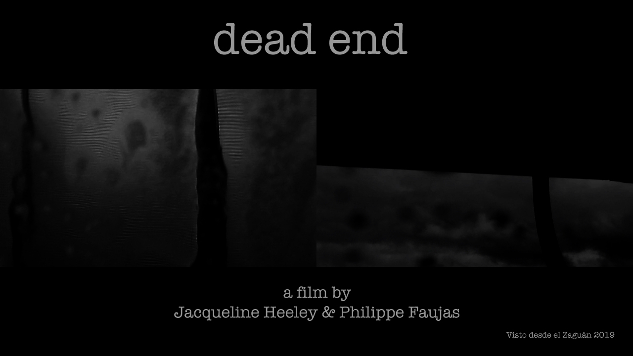 dead end poster – Philippe Faujas