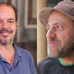 Marcos Bonisson & Khalil Charif