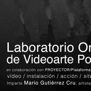 12-20.12.2020. LAP V – Laboratorio Online de Videoarte Político