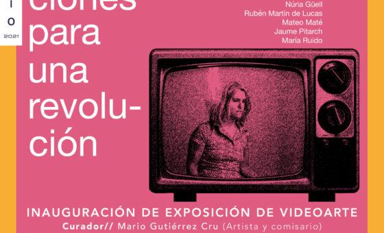 09.06-09.07.2021. Canciones para una revolución en CCE España de San Salvador