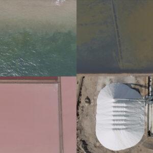 BÁRBARA FLUXÁ  El capítulo del mar (NaCl+H2O)